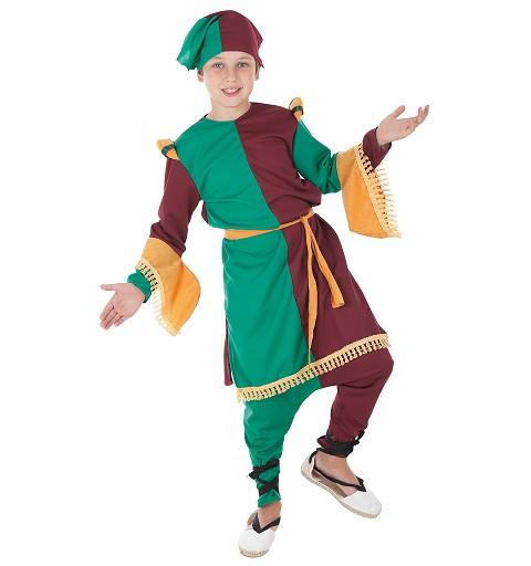 Disfraz Juglar Infantil