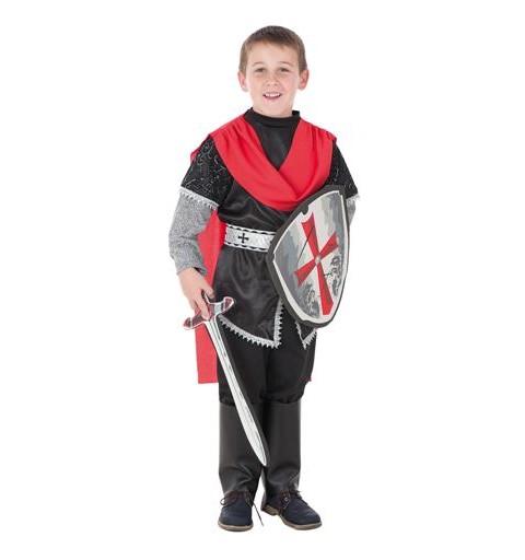 Traje Rey Cruzada Infantil