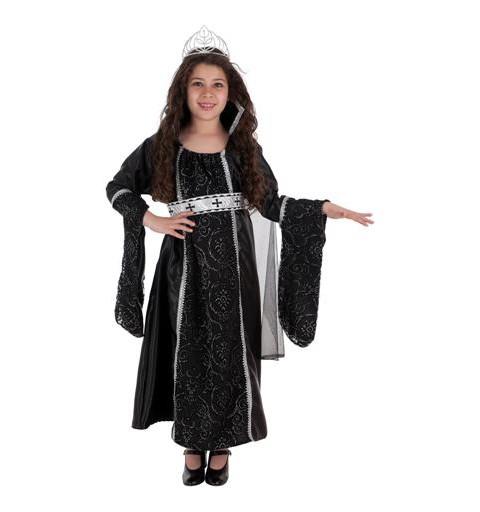 Disfraz de Reina Cruzada...