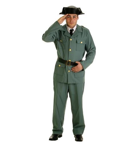 Disfraz Guardia Hombre Adulto