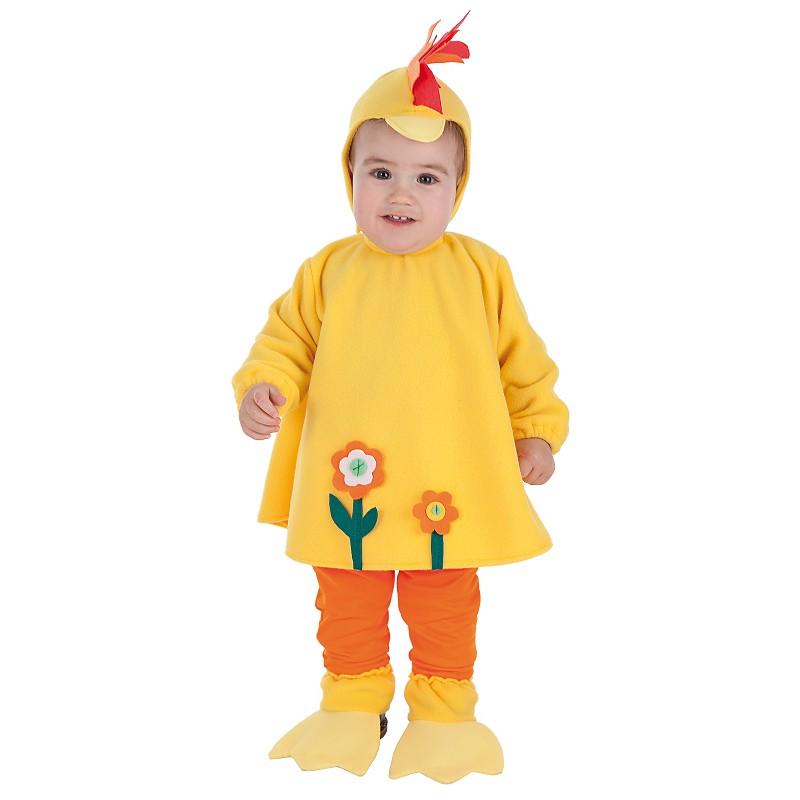Disfraz 100% fabricado en España Disfraz Galliloco Bebe (0 a 12 meses) e5d08f7749d