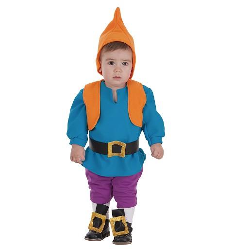 Disfraz Enanito Azul Bebe (0 a 12 meses)