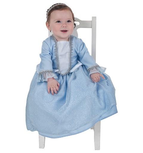 Disfraz Princesita Bebe (0 a 12 meses)