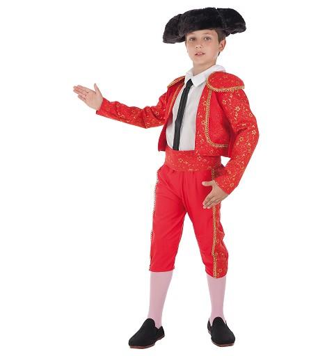 Disfraz Torero Infantil Niño