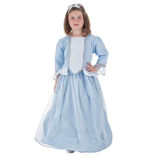 Disfraz Princesa Celeste Infantil