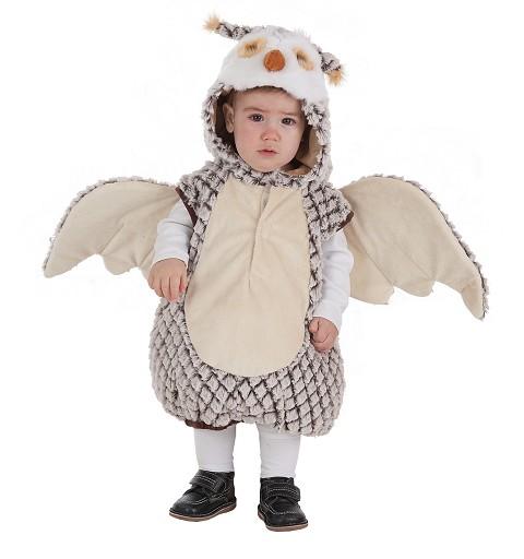 Disfraz Buho Bebe (0 a 12 meses)