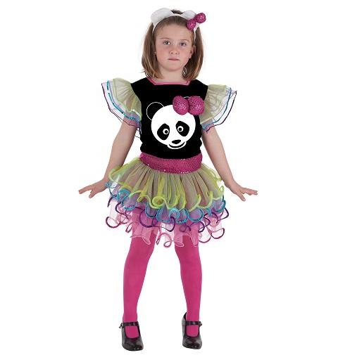 Disfraz Panda Fashion Infantil