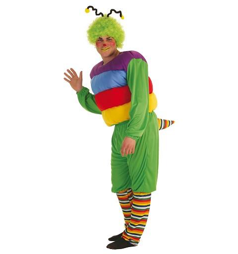 Disfraz Gusanito Adulto