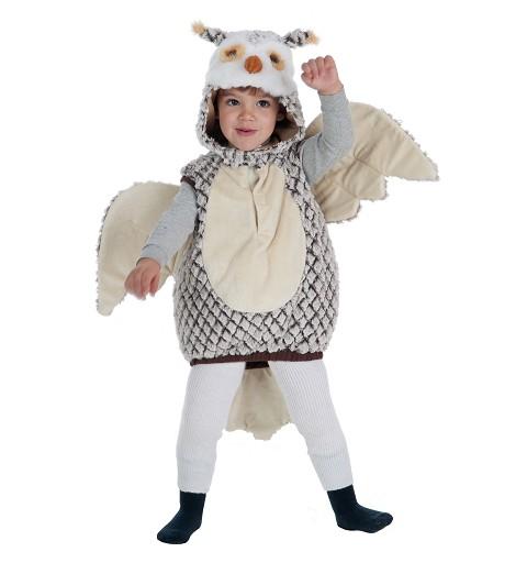 Disfraz Buho Lux Infantil (3-4 Años)