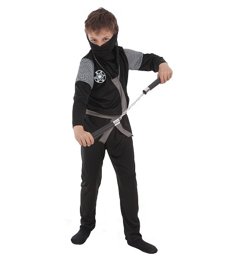 Disfraz Ninja Roseta Infantil