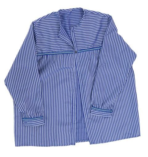 Blusón Fallero Azul Pasamaneria Adulto