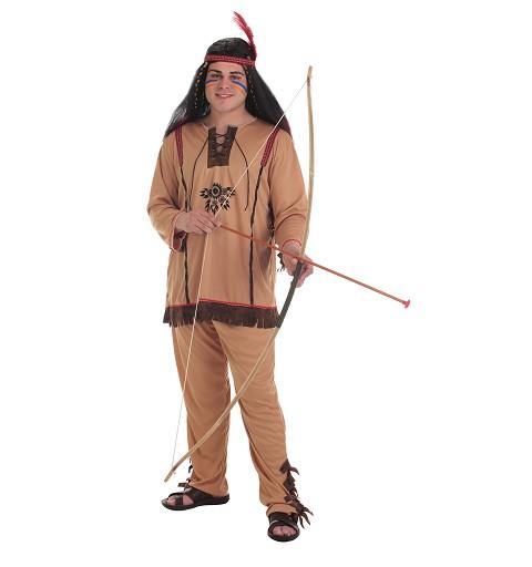 Disfraz Indio Hombre Adulto