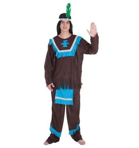 Disfraz Adulto Indio