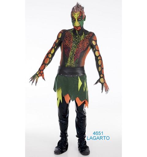 Disfraz Lagarto Adulto 8422802046512
