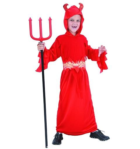 Disfraz Diablo Rojo Infantil