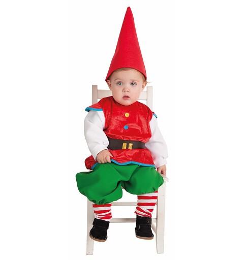 Disfraz Gnomo Bebé ( 0 a 12...