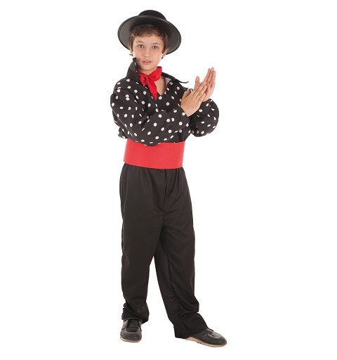 Disfraz Gitano Infantil