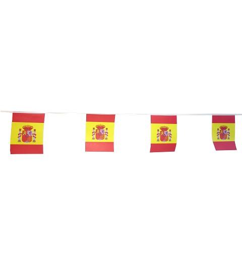 Guirnalda Bandera España...