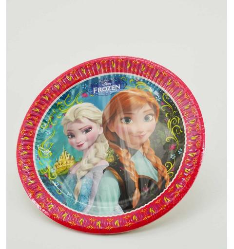 Platos Frozen 23 cm