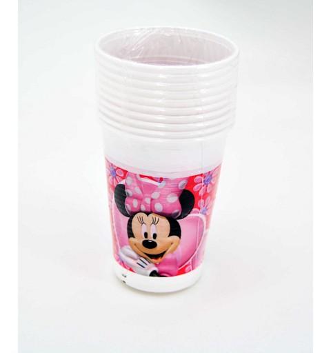 Vasos Minnie 9 cm