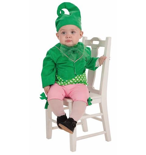 Disfraz Duende Del Bosque Bebe (0-12 meses)