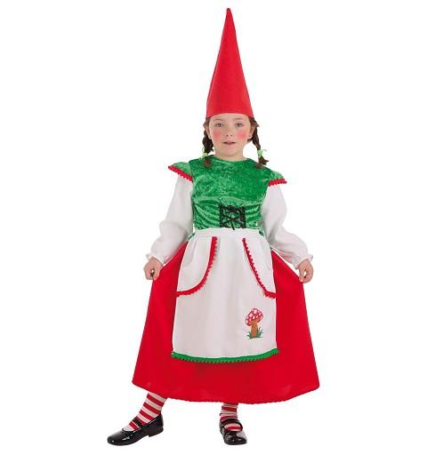 Disfraz Gnoma Infantil