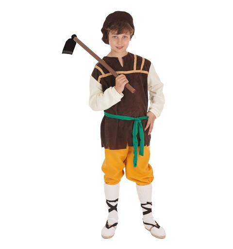 Disfraz Masero Infantil