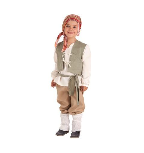 Disfraz Campesino Carlos Infantil
