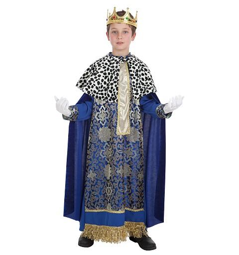 Disfraz Rey Melchor Infantil