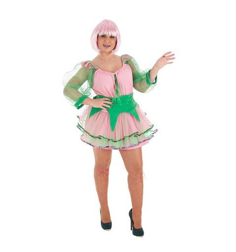 Disfraz Ninfa Mujer