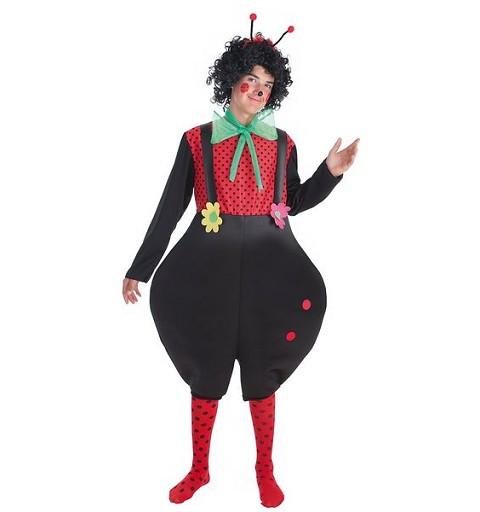 Disfraz Mariquita Hombre