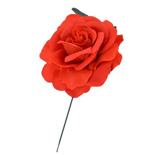 Rosa Naranja 15 cm