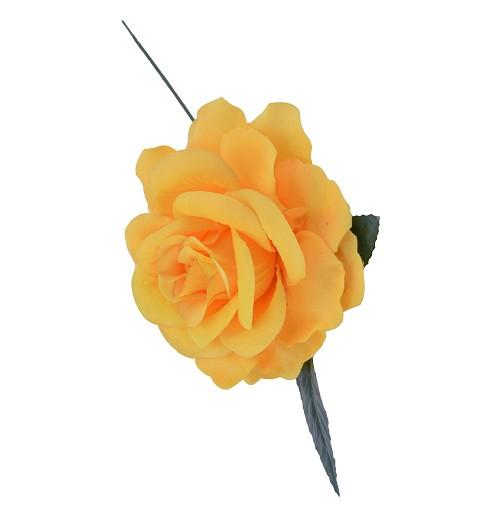 Rosa Amarilla 15 cm