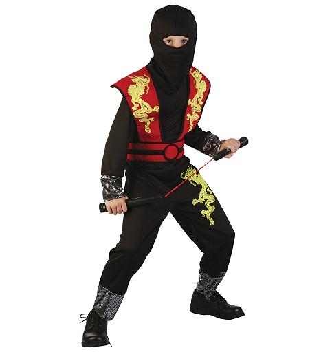 Disfraz Samurai Dragón...