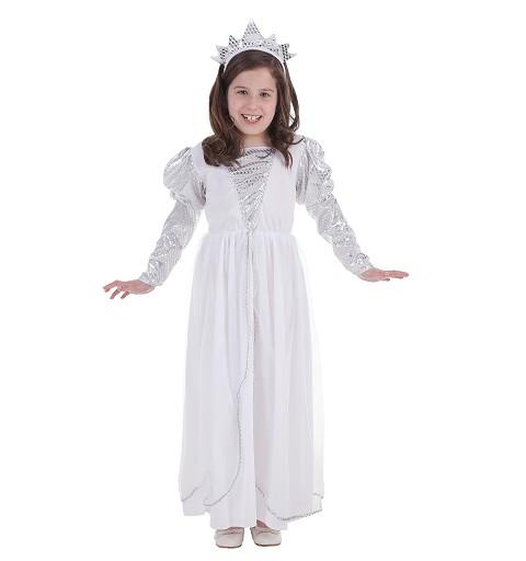 Disfraz Princesa Blanca Infantil