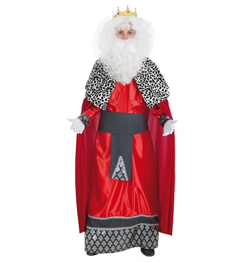 Disfraz Rey Gaspar Adulto