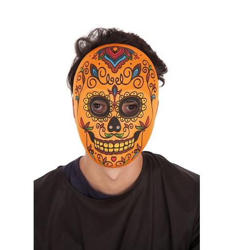 Máscara Dia de Los Muertos