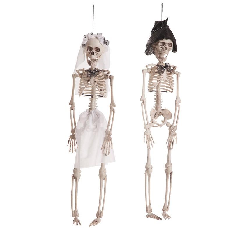 Colgante Esqueleto novios - MiDisfraz.com