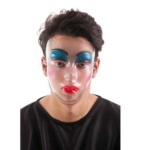 Máscara Transparente Fiesta