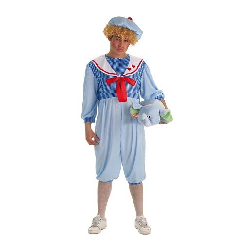 Disfraz Muñeco Bebe Adulto