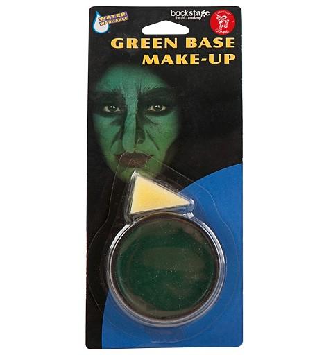 Tarro Maquillaje Verde