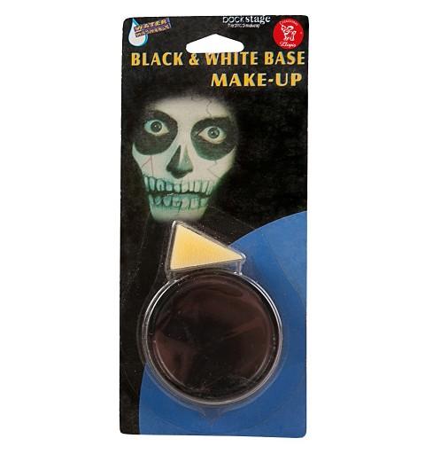 Tarro de Maquillaje Negro