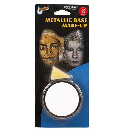 Tarro Maquillaje Blanco