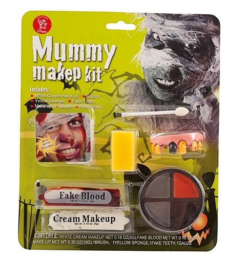 Maquillaje Kit Momia