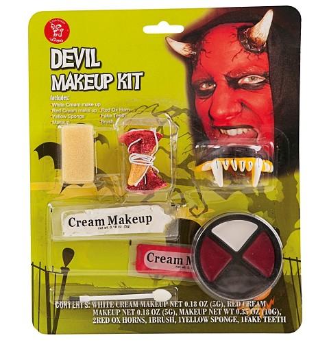 Makeup Kit Demonio
