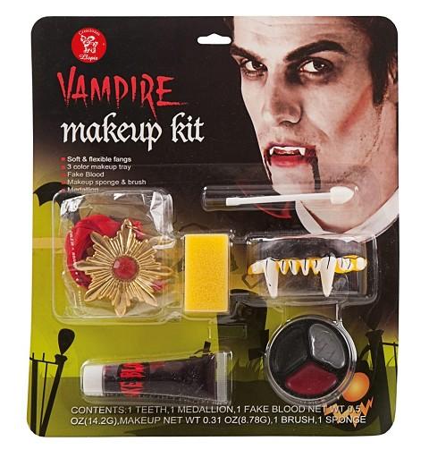 Maquillaje Set Lujo Vampiro