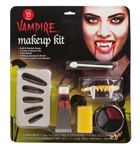 Maquillaje Set Lujo Vampira