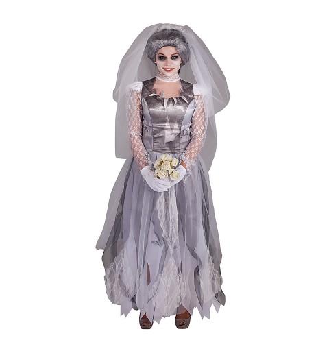 Disfraz Novia Cadaver Adulto