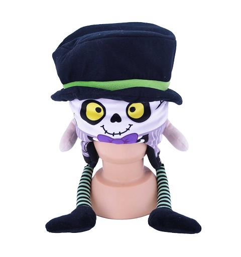 Sombrero cuadrado con pies 50 cm. H0053