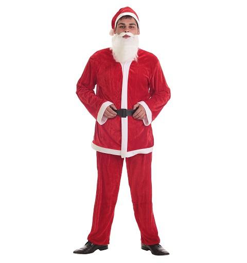 Disfraz Papá Noel Adulto 8422802091697